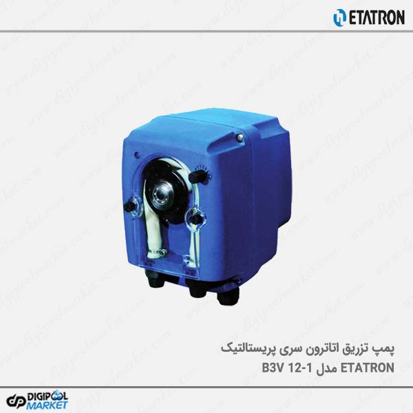 ﭘﻤﭗ ﺗﺰرﯾﻖ Etatron سری پریستالتیک ﻣﺪل B3V 12-1