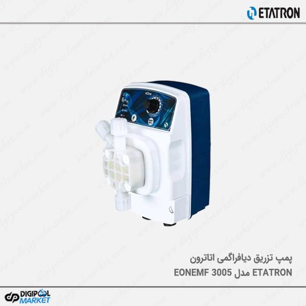 ﭘﻤﭗ ﺗﺰرﯾﻖ دیافراگمی Etatron ﻣﺪل EONE MF 3005