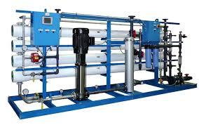 دستگاه تصفیه آب شیرین کن صنعتی (RO)