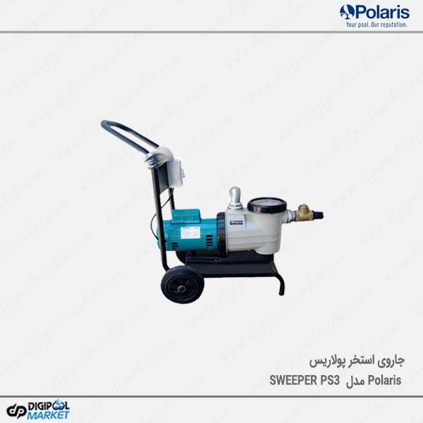 جاروی نیمه اتوماتیک Polaris مدل SWEEPER PS3