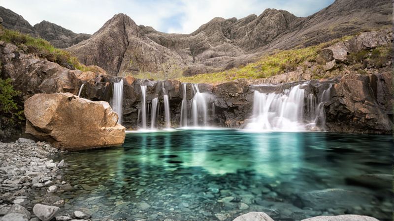 زیباترین استخرهای طبیعی جهان