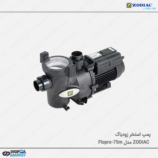 پمپ تصفیه آب ZODIAC مدل Flopro-75m