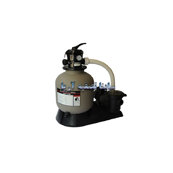 فیلتر شنی استخر هایواتر مدل hw166tpacks