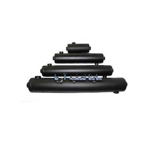 مبدل حرارتی استیل فلکسینوکس Flexinox مدل ۱۲۰Kw