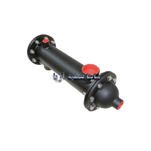 مبدل حرارتی فلنچی فلکسینوکس Flexinox مدل ۱۲۰Kw