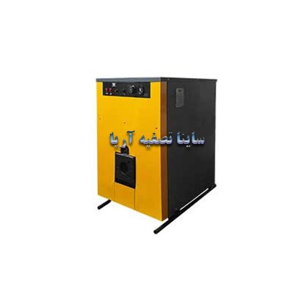 پکیج گرمایشی امرالد کالورپک کوتاه CP125S