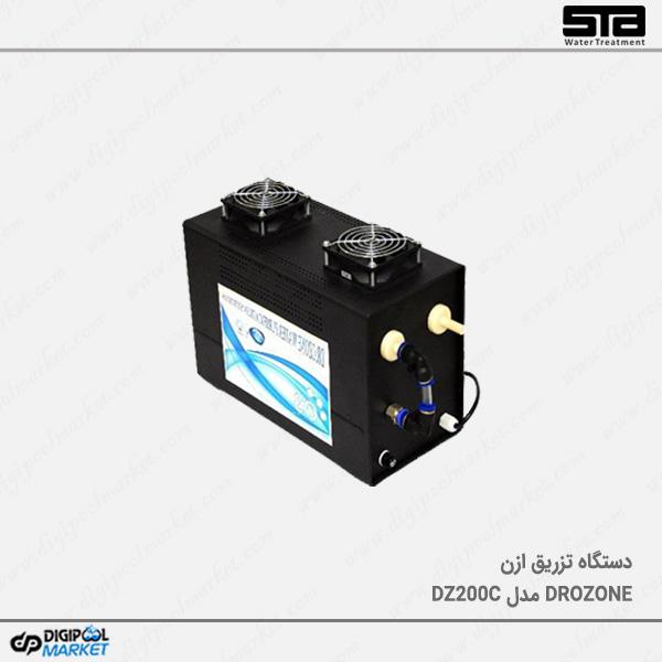 دستگاه تزریق ازن DROZONEمدلDZ200C