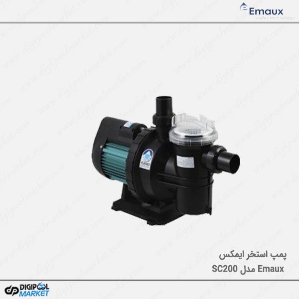 پمپ تصفیه استخر ایمکس مدل SC200