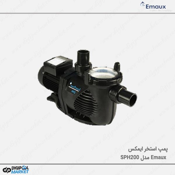 پمپ تصفیه استخر ایمکس مدل SPH200
