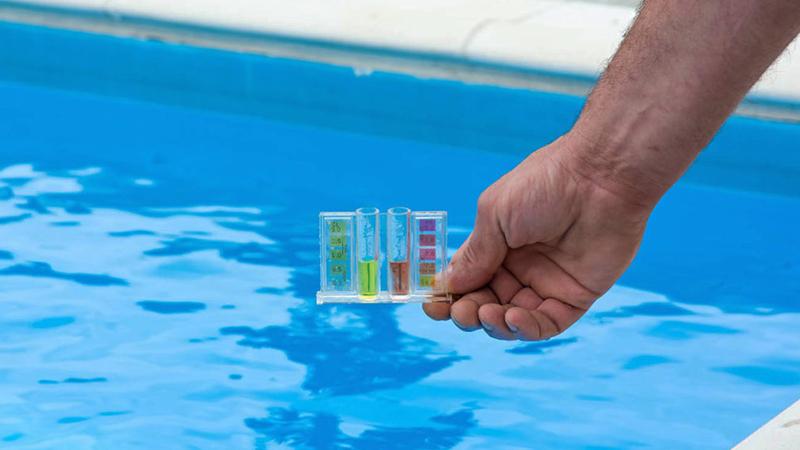ضدعفونی کردن آب استخر-روش ضدعفونی کردن استخر